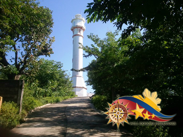 Cape Bolinao Light House at Pangasinan View
