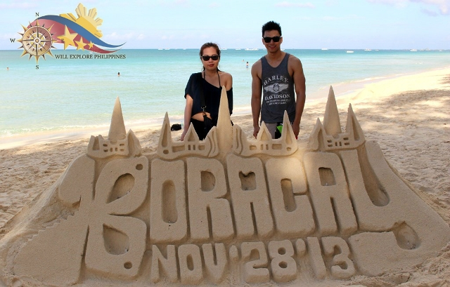 Boracay Beach Front Day View 4 Will Garcia