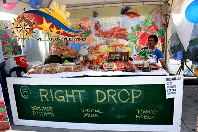 Big Bite Food Stall at Maquee Mall Park
