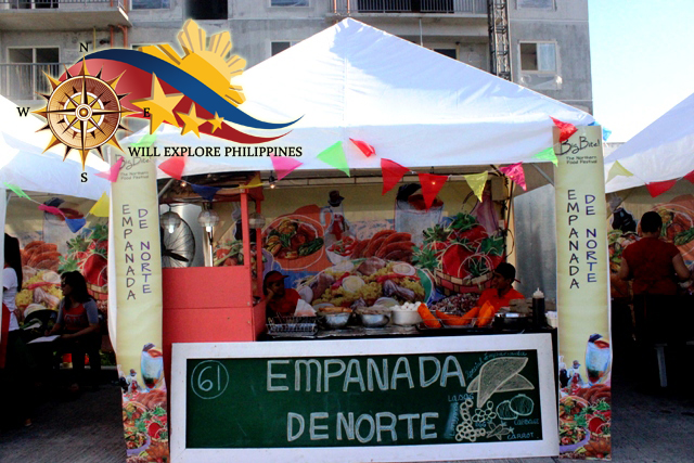 Empanada Big Bite Food Stall at Maquee Mall Park