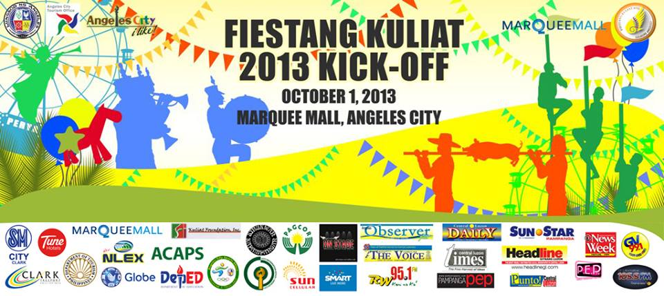 Fiestang Kuliat 2013 in Angeles City