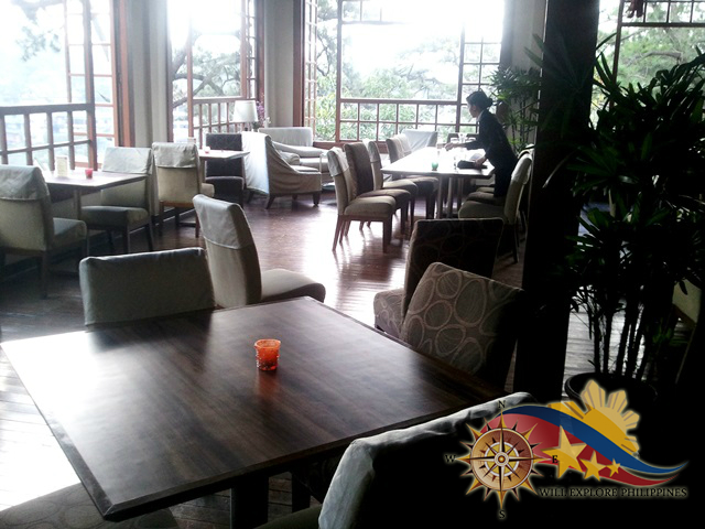 Hill Station at Casa Vallejo Baguio City Dining Area  4