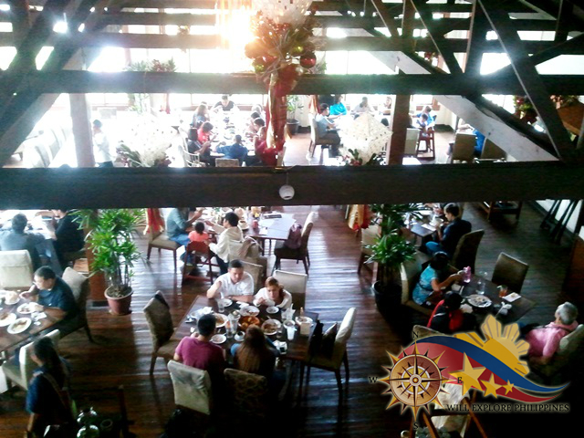 Hill Station at Casa Vallejo Baguio City Dining Area