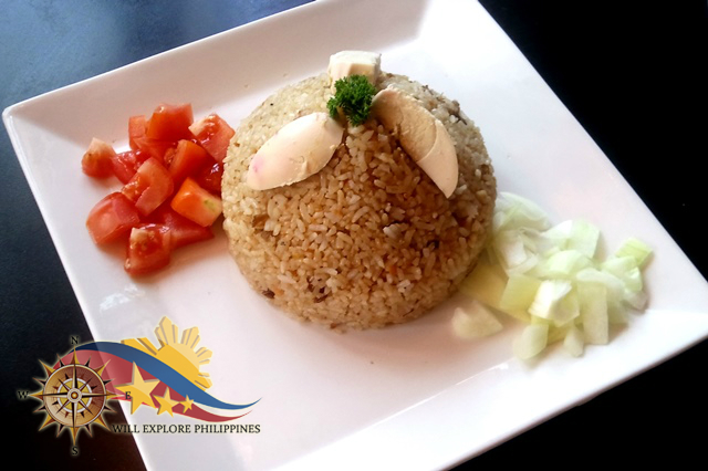 Taal Rice at Zola Restaurant and Cafe Baguio City