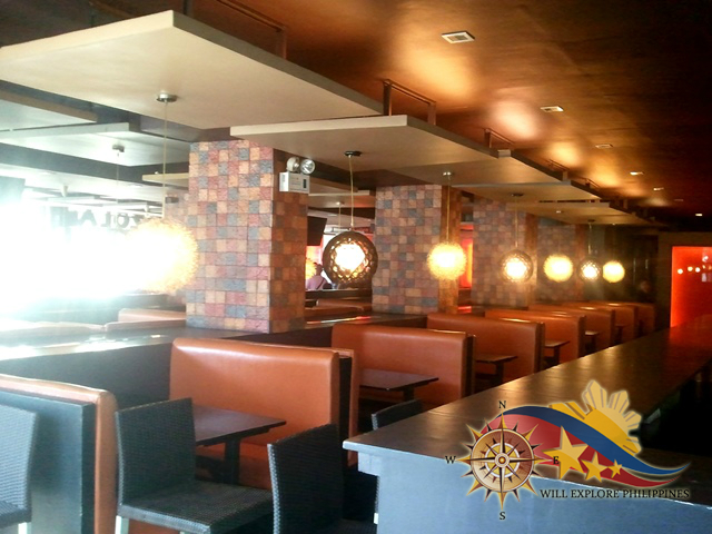 Zola Restaurant and Cafe Dining Area 2