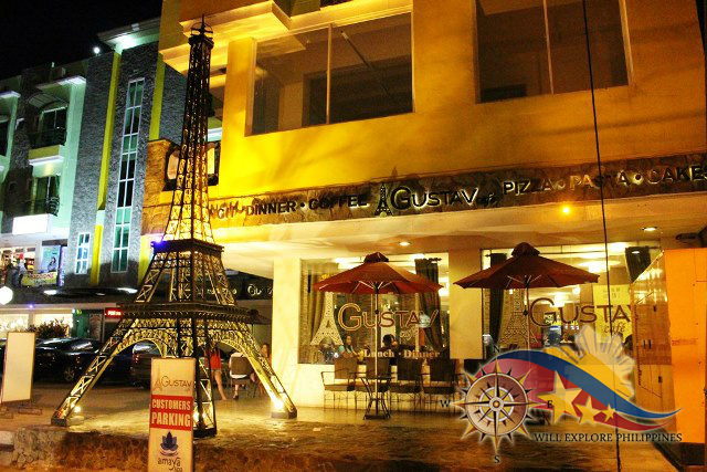Gustav Cafe Angeles City: Experience Great Dining the French Way