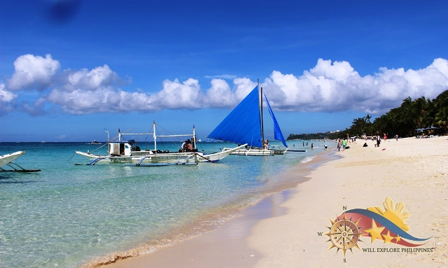 Quick Boracay Experience: The Island Escapade