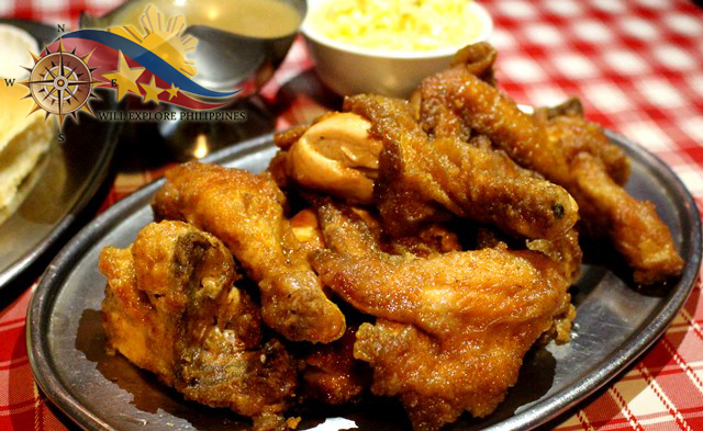 Pampanga Restaurant: Angeles Fried Chicken