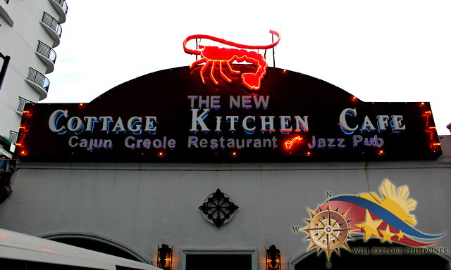 Cottage Kitchen: Cajun and Creole Restaurant in Angeles City
