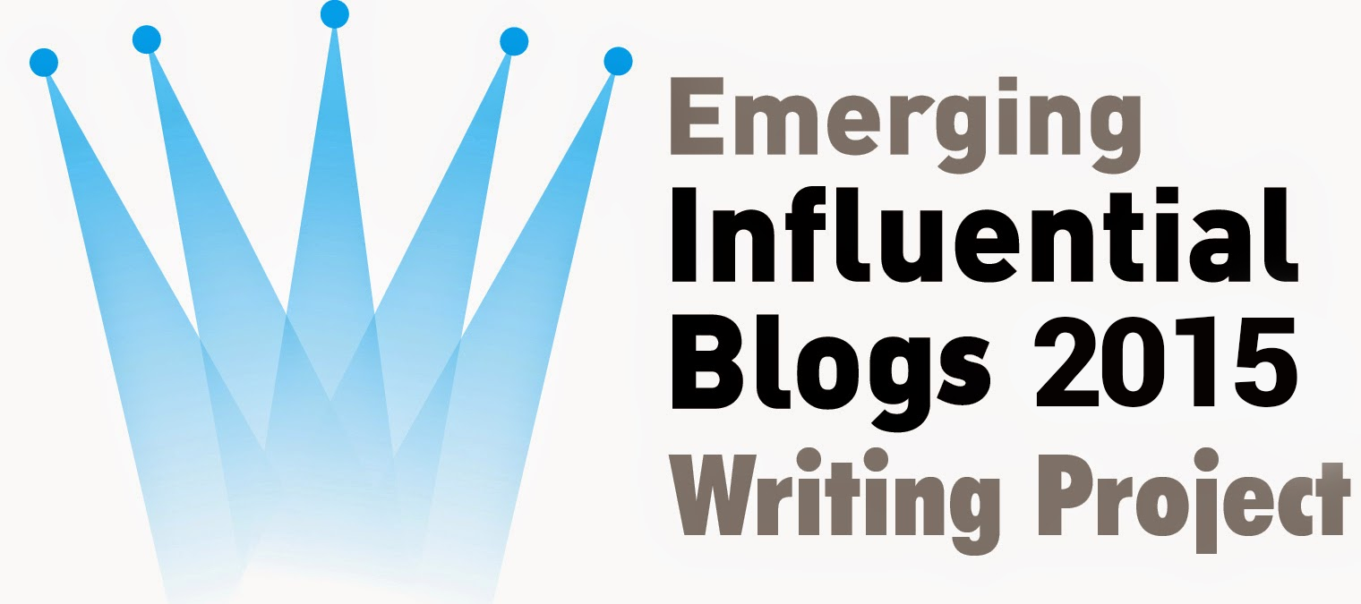 Will Explores the Top 5 Emerging Influential Blogs 2015