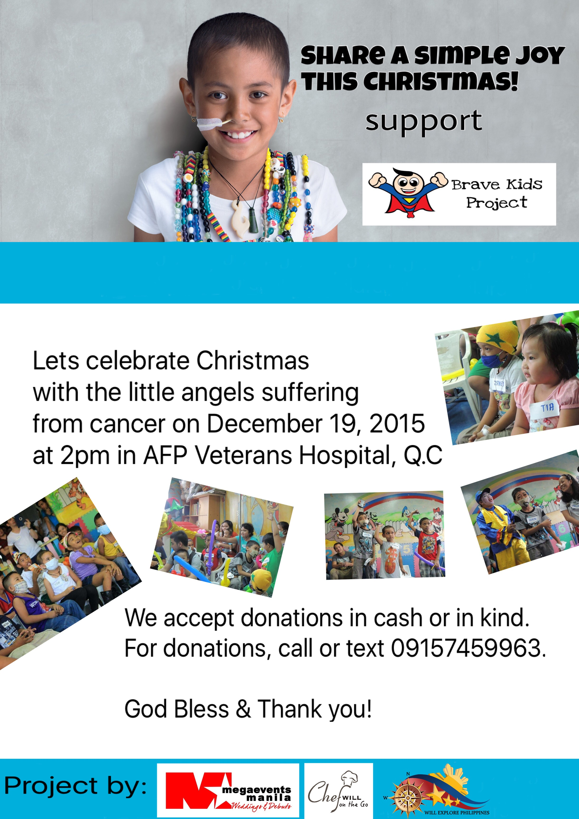 Super Kids Project: Share a Simple Joy this Christmas