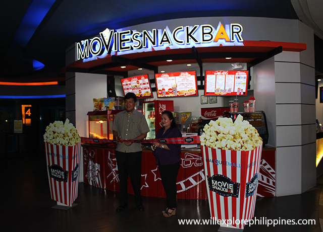 Movie Snackbar at Marquee Mall Cinemas Now Open