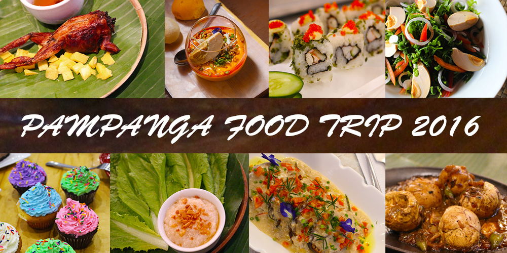Food Trip in Pampanga 2016: A Guide To Culinary Adventure