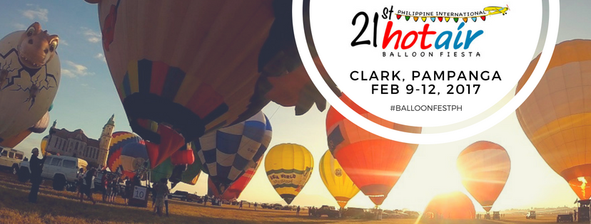 Clark's International Hot Air Balloon Festival 2017