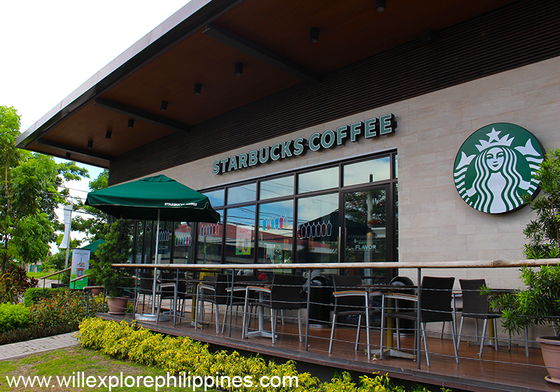 Instaworthy Starbucks Branches in Pampanga