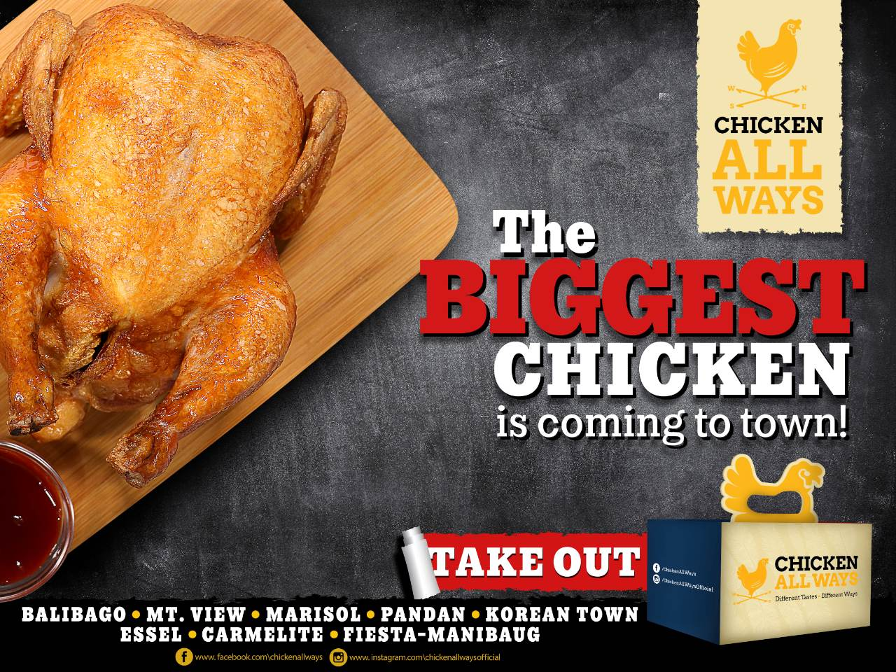 Chicken All Ways Pampanga: Not Your Regular Roasted Chicken