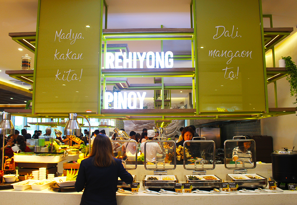 Balanghai: Filipino Buffet Restaurant SM City Telabastagan Pampanga