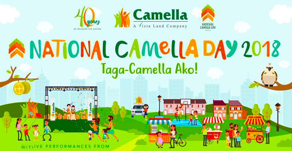 National Camella Day: Celebrated in Pampanga and Bataan