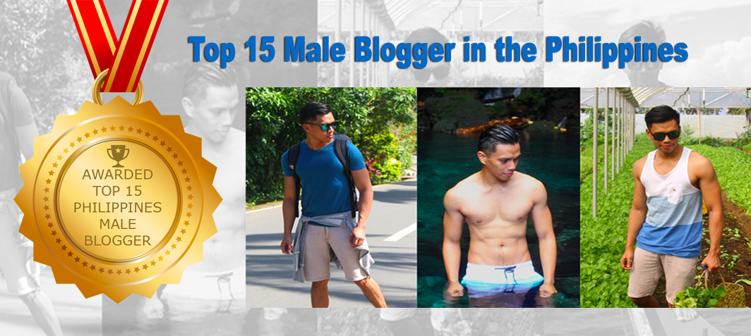Awarded as Top 15 Male Bloggers in the Philippines To Follow this 2018