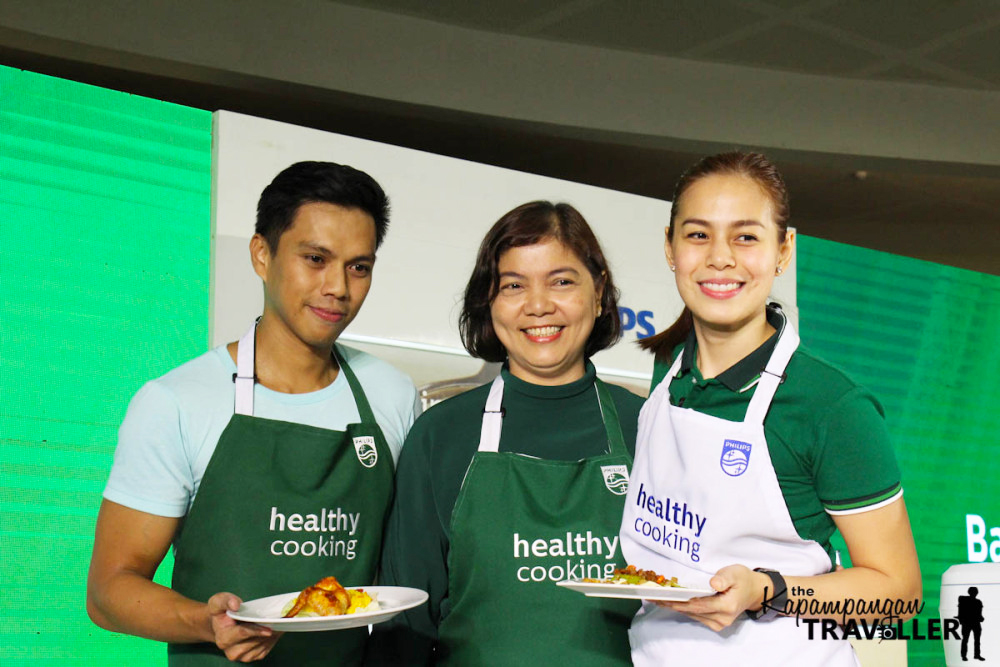 Philips Battle of Flavors Caravan at SM City Pampanga