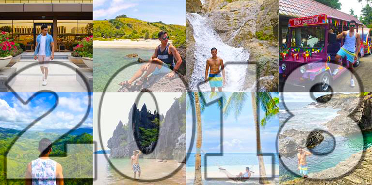 Will Explore Philippines: 2018 Travel, Tourism and Brand Collaboration