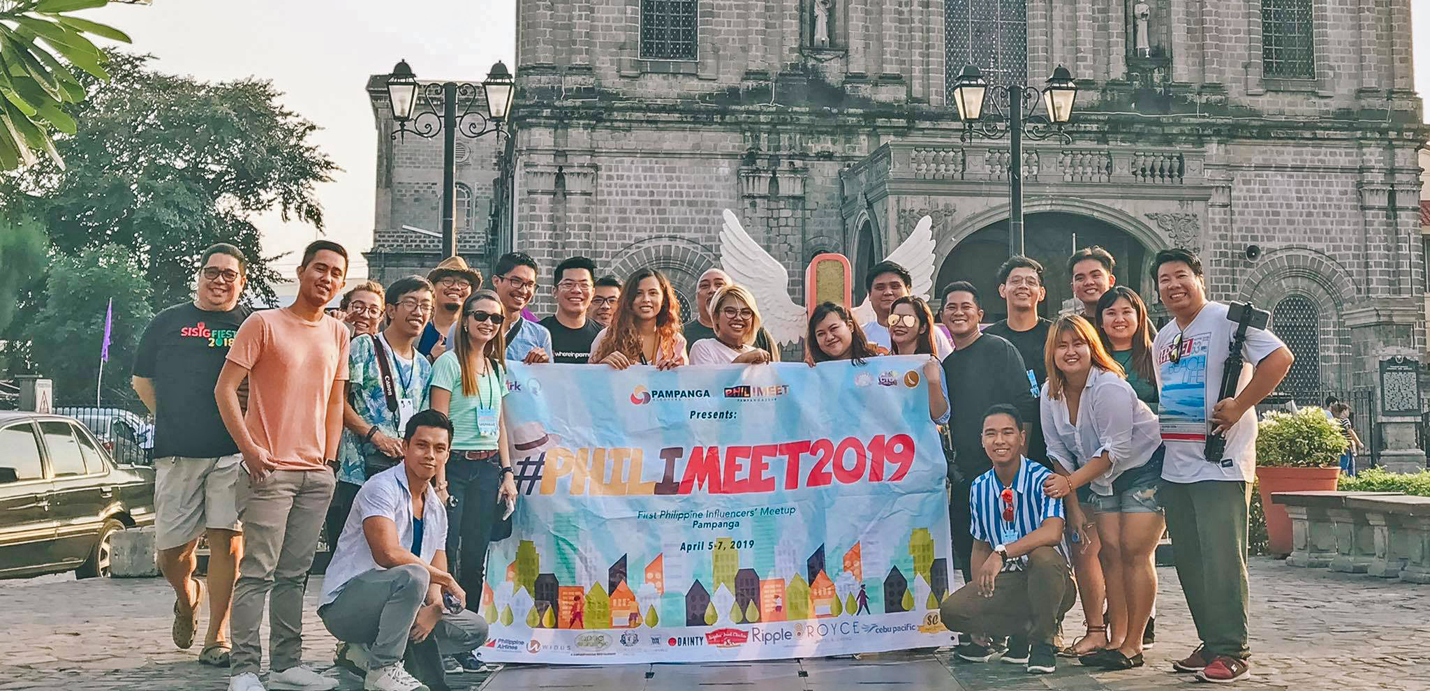 Pampanga Bloggers Society: 1st Philippine Influencers Meet Up 2019