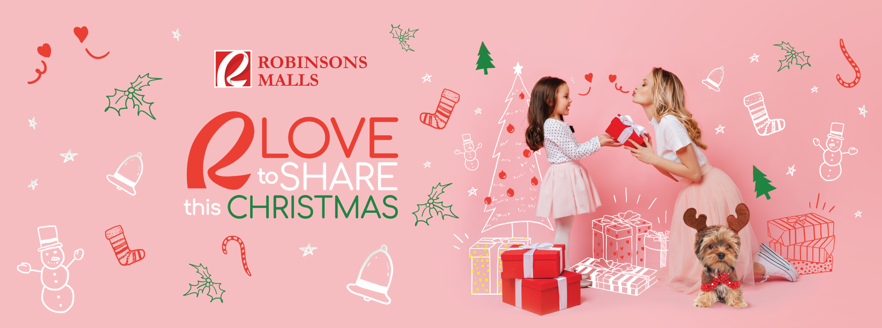 Celebrate Holiday Moments with Robinsons Malls