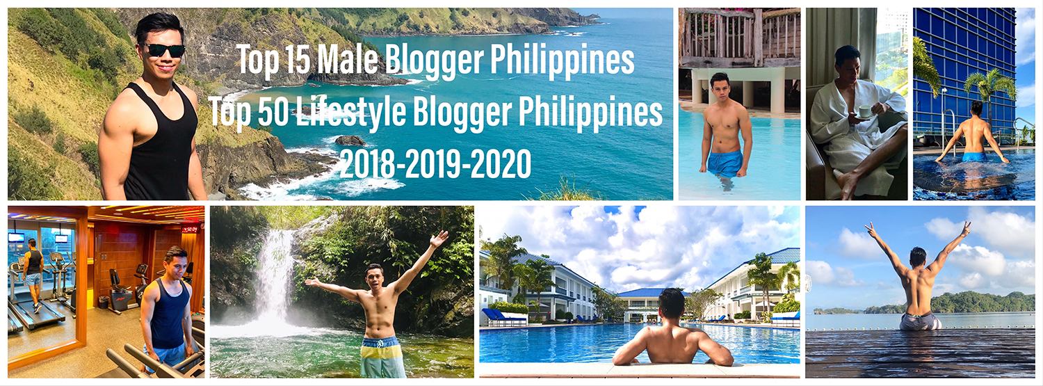 Will Garcia Awarded as Top Best Male Blogger and Lifestyle Blogger in the Philippines