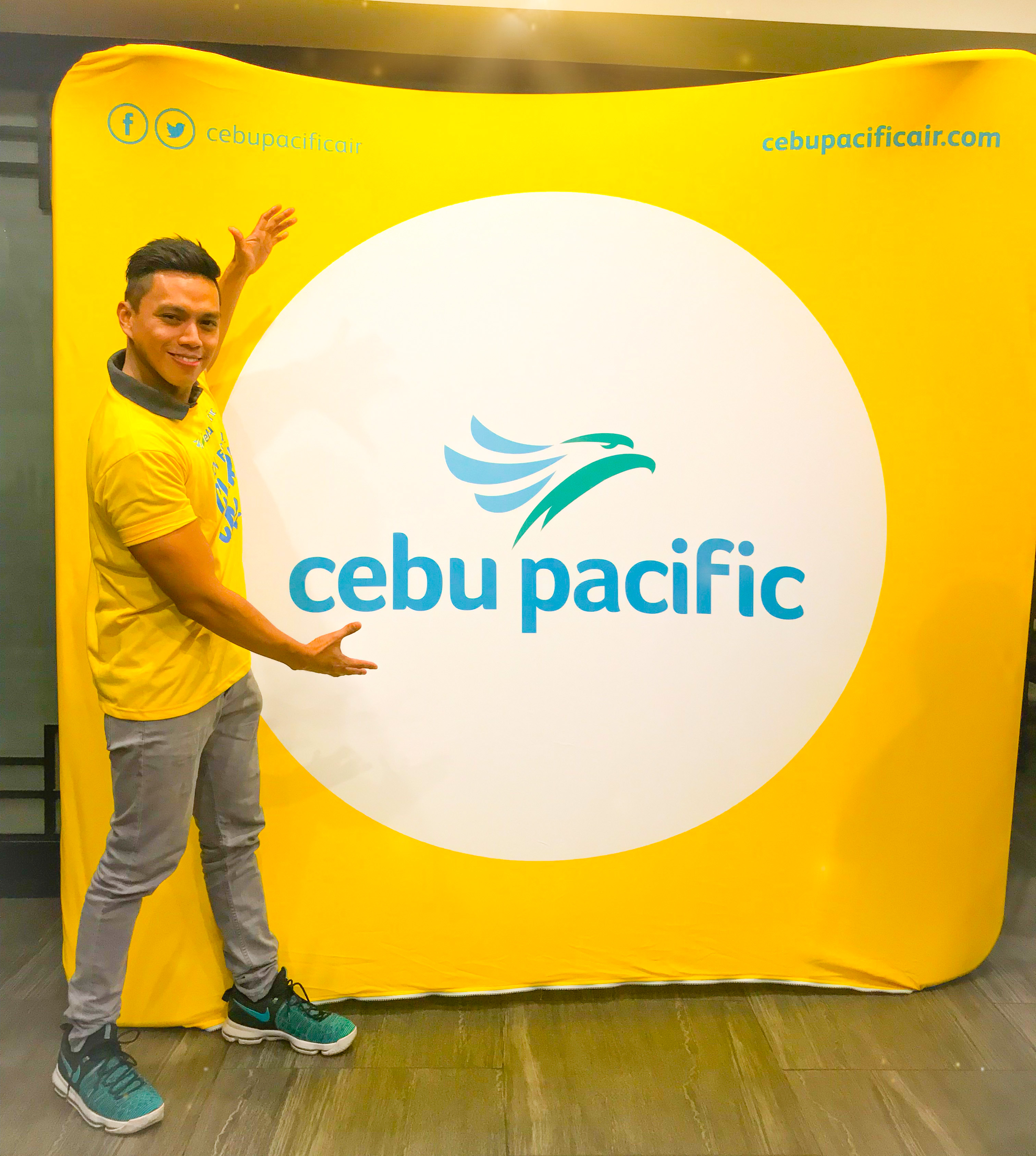 Cebu Pacific Air Piso Fare Independence Day Promo