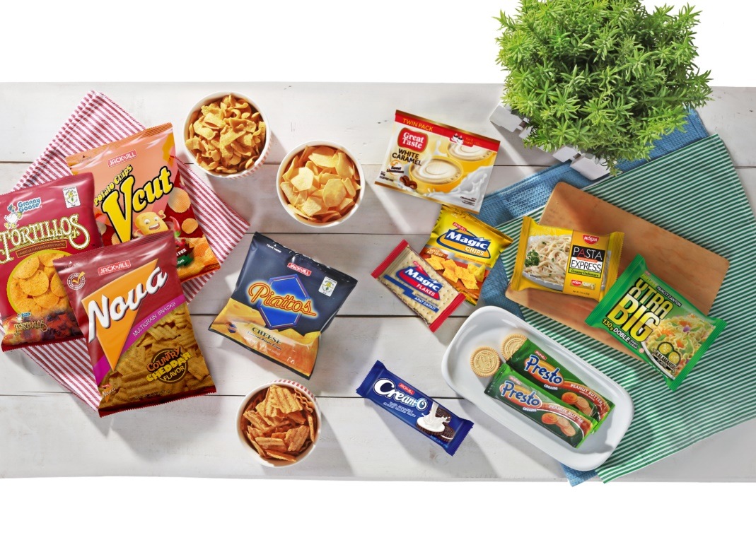 Satisfy your Cravings with URC Products on Lazada
