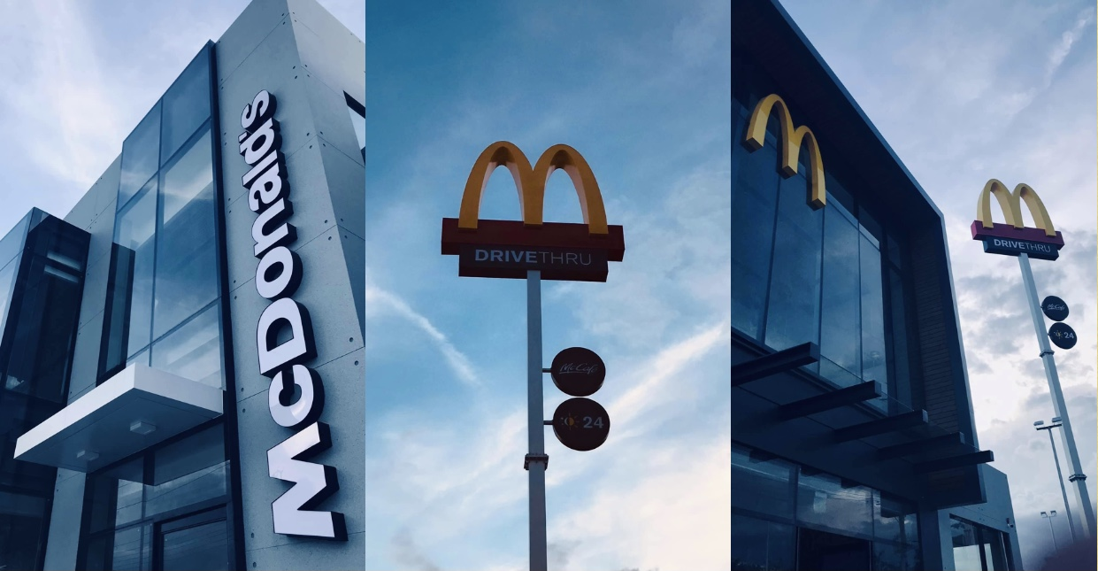 McDonald's Capital Town Pampanga: Biggest McDonald's in the Philippines