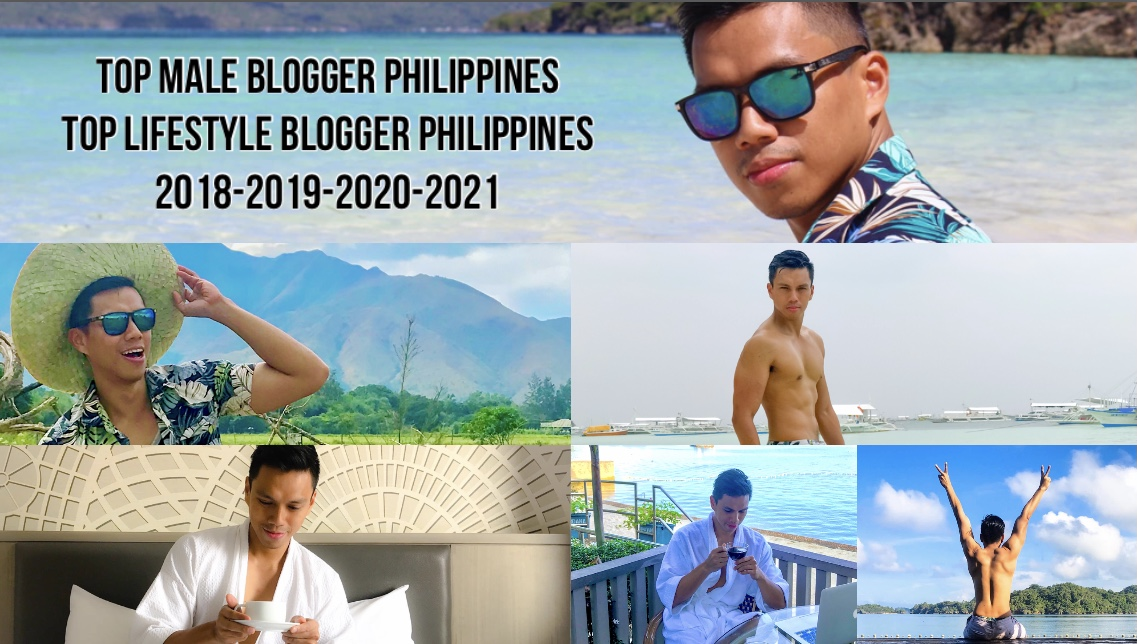 Will Garcia Awarded as one of Top Male Bloggers and Lifestyle Bloggers in the Philippines for 4 Consecutive Years(2018-2021)